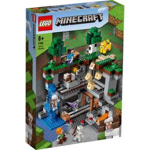 LEGO® Minecraft™ 21169 - Das erste Abenteuer