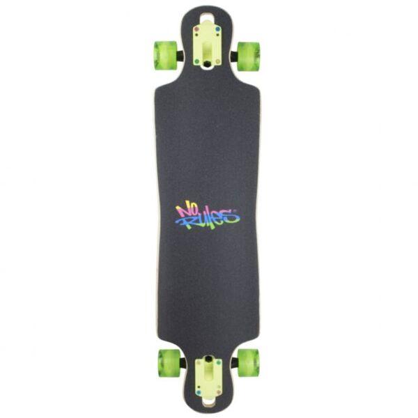 Longboard - Compact - neon