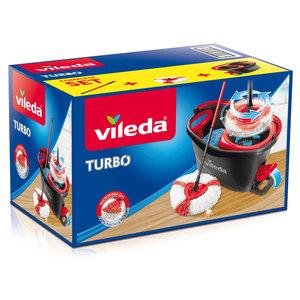 """Vileda              Wischer """"Turbo"""", Komplett Set"""