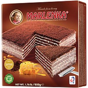"""Milchkakao-Torte """"Marlenka"""" nach einer altarmenischen Honigr..."""