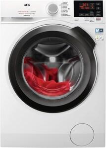 Lavamat L6FB68489 Stand-Waschmaschine-Frontlader weiß / A+++