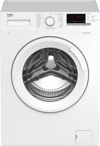 WML81633NP1 Stand-Waschmaschine-Frontlader weiß / A+++
