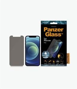Displayschutz Privacy St.Fit Antib für iPhone 12 mini