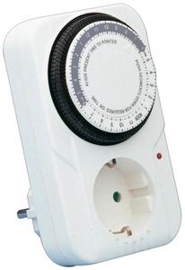 Zeitschaltuhr - 16A - 230V Tagesprogramm