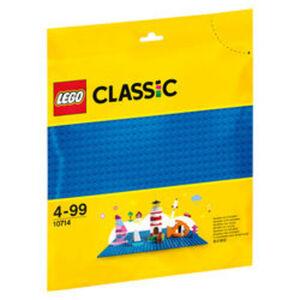 LEGO® Classic Blaue Bauplatte 10714