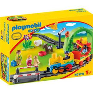 PLAYMOBIL® 1.2.3 70179 Meine erste Eisenbahn