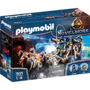 PLAYMOBIL® Novelmore 70225 Wolfsgespann und Wasserkanone