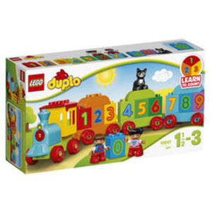 LEGO® DUPLO® Zahlenzug 10847