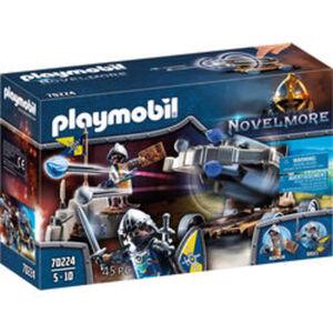 PLAYMOBIL® Novelmore 70224 Geniale Wasserballiste