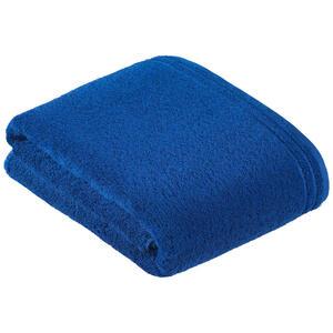 Vossen Badetuch 100/150 cm , 8807/2321 Calypso Feeling , Blau , Textil , 100x150 cm , Frottee , saugfähig , 003355046221