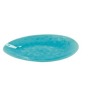ASA Feinsteinzeug dessertteller , 12056098 , Türkis , Keramik , 19.5x18 cm , 003703003305