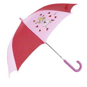 Sigikid Regenschirm , 23324 , Pink , Textil , 006933026604
