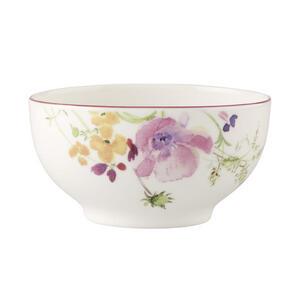 Villeroy & Boch Müslischale , 1041001931 , Multicolor, Weiß , Keramik , Floral , 0034070064