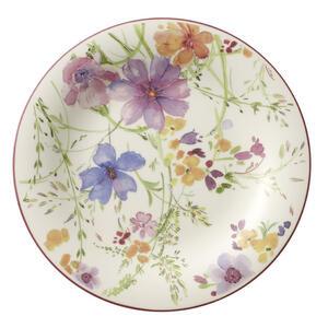 Villeroy & Boch Porzellan dessertteller rund , 1041002640 , Multicolor , Keramik , Floral , bedruckt , hitzebeständig , 0034070065