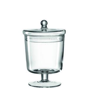 Leonardo Dose , 018612 , Klar , Glas , 19 cm , 003813073001