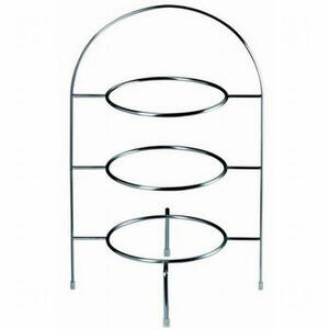 ASA Etagere 3-stufig für essteller , 99205950 Metall , Metall , 49 cm , Tragegriff , 0037030204
