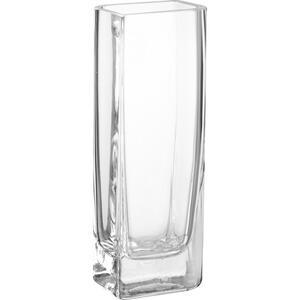 Leonardo Vase 25 cm , 014380 Lucca , Klar , Glas , 25 cm , klar , handgemacht, zum Stellen , 003813053902