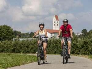 Radreise - Bodensee