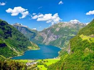 Norwegen – Kreuzfahrt