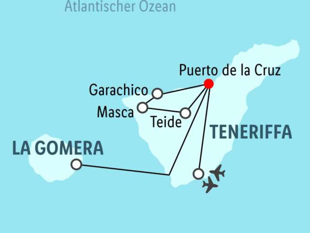 Bild 9 von Teneriffa – Standort-Rundreise