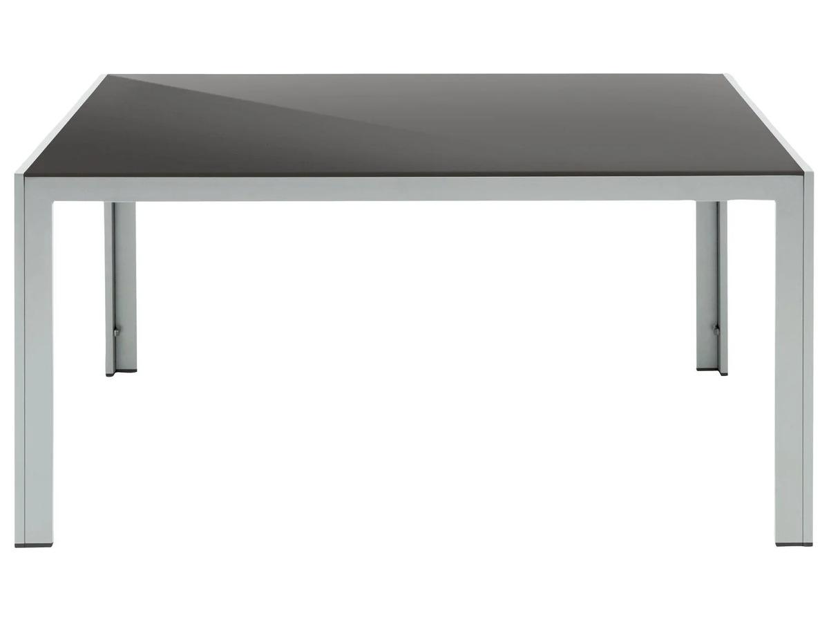 Bild 5 von FLORABEST Gartentisch Aluminium, Grau, Wendetischplatte