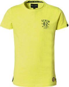 T-Shirt Skye  neongelb Gr. 176 Jungen Kinder