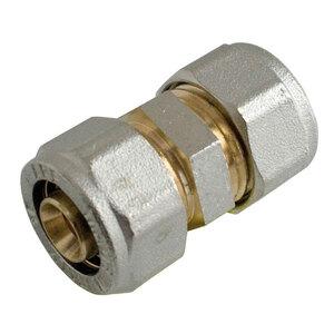 Kirchhoff              Verbindungsstück 16 mm, Klemmfitting, für MSVR