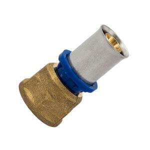 Kirchhoff              Übergangsstück, Pressfitting für Mehrschicht-Verbundrohr, 16 mmx1⁄2IG