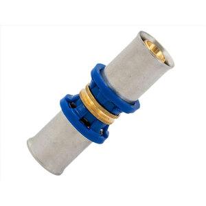 Kirchhoff              Verbindungsstück, Pressfitting für Mehrschicht-Verbundrohr, 16 mm