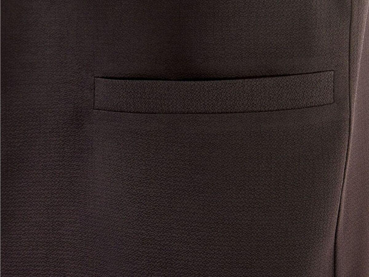 Bild 5 von ESMARA® Longblazer Damen, mit langem Revers, 3/4-Ärmel