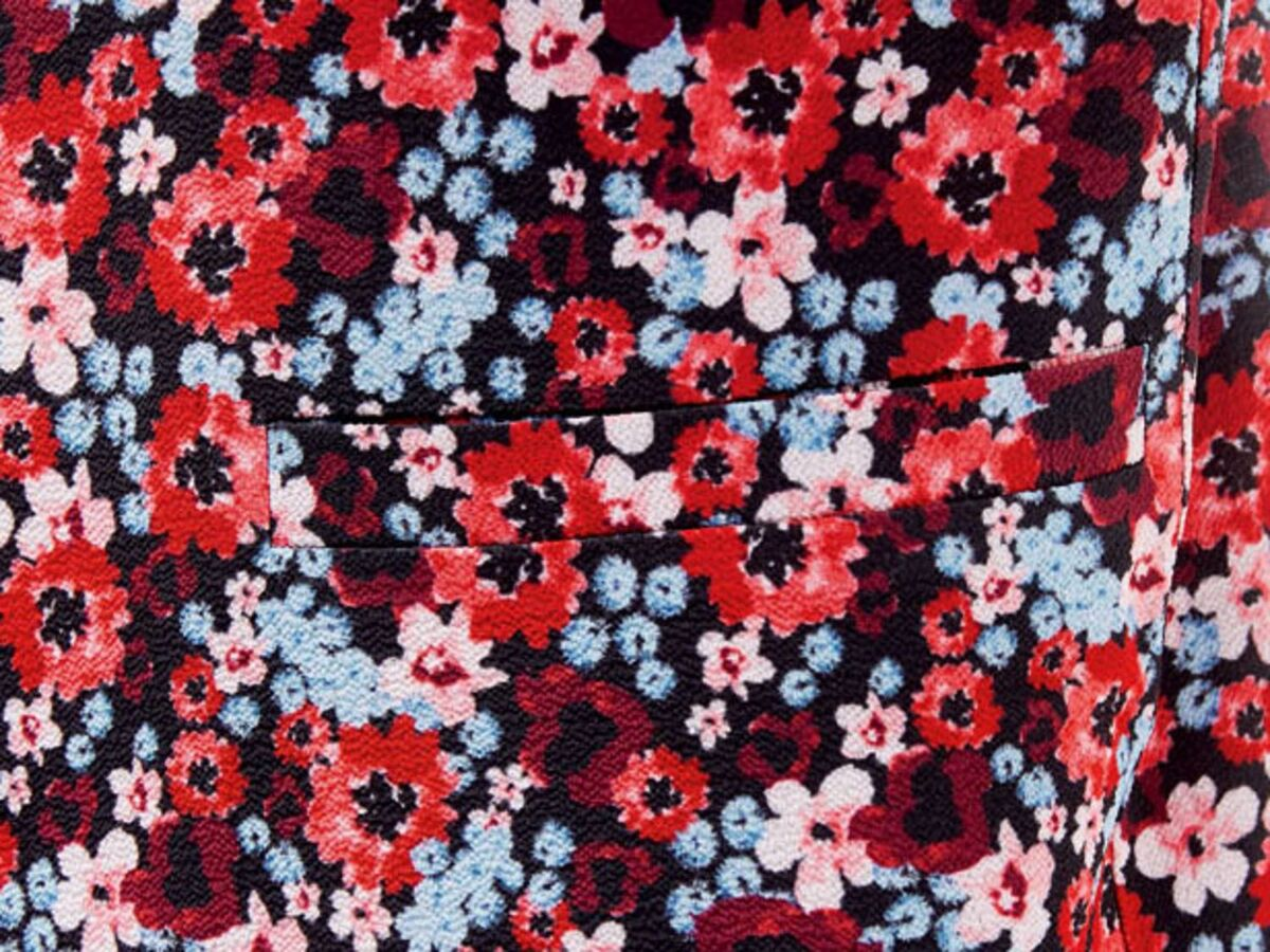 Bild 10 von ESMARA® Longblazer Damen, mit langem Revers, 3/4-Ärmel