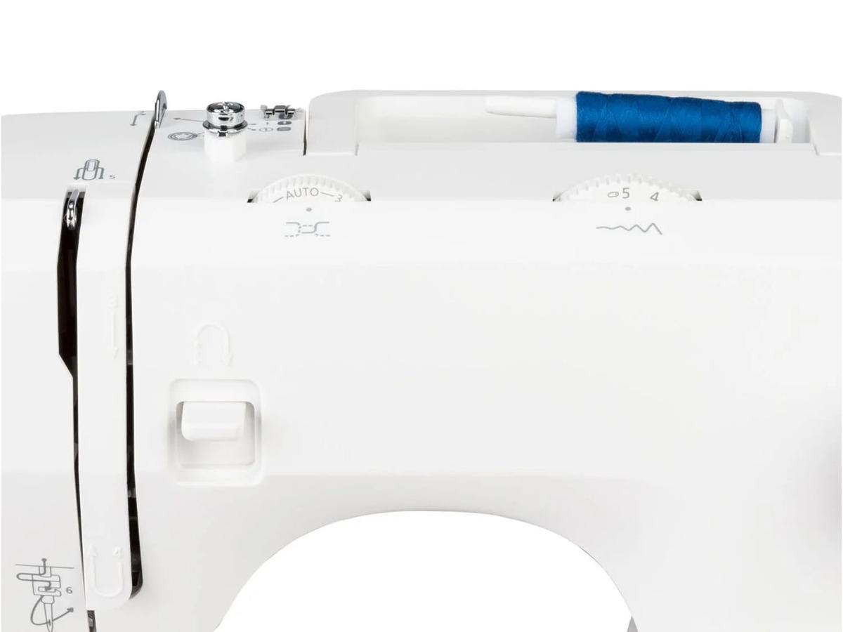 Bild 4 von Carina Nähmaschine »SNM 33 C1«, mit Einfädelhilfe