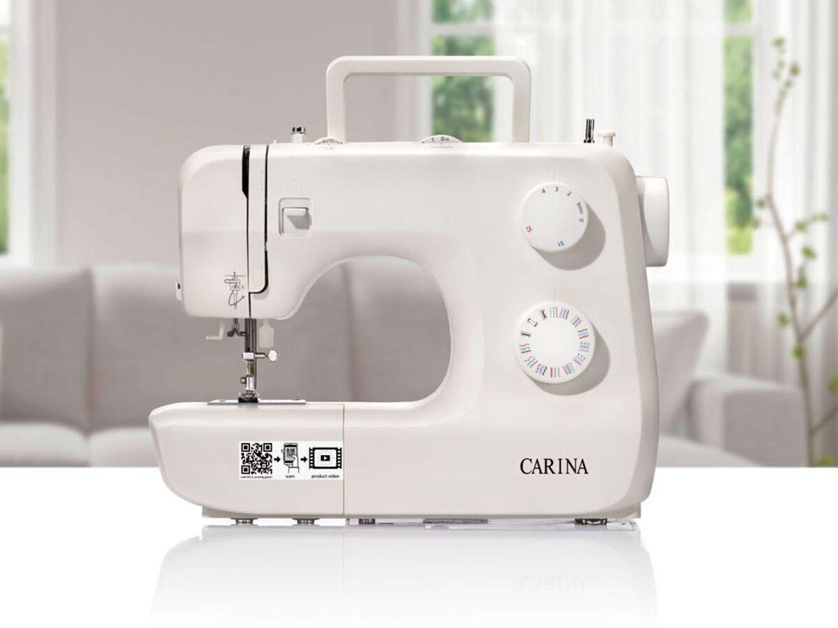 Bild 11 von Carina Nähmaschine »SNM 33 C1«, mit Einfädelhilfe