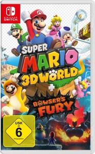 Nintendo Switch Spiel Super Mario 3D World ,  Bowser's Fury, USK 6, VÖ: 12.02.21