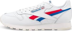 Reebok Classic, Sneaker Classic Leather in weiß, Sneaker für Herren