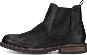Drievholt, Chelsea-Boots in schwarz, Boots für Herren
