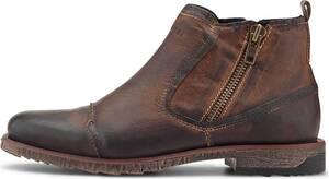 bugatti City, Winter-Boots in mittelbraun, Boots für Herren