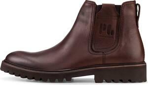 Pius Gabor, Chelsea-Boots in mittelbraun, Boots für Herren