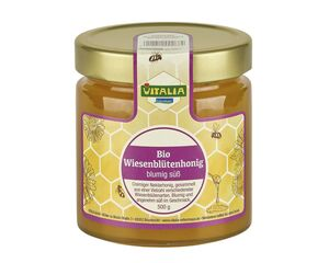 VITALIA Wiesenblütenhonig 500 g