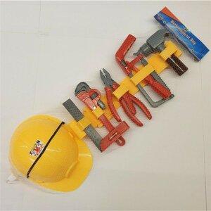 9-teiliger Werkzeuggürtel Kinder Spielzeug