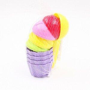 "9-teiliges Sandspielzeug-Set ""Cupcake"", Kunststoff"