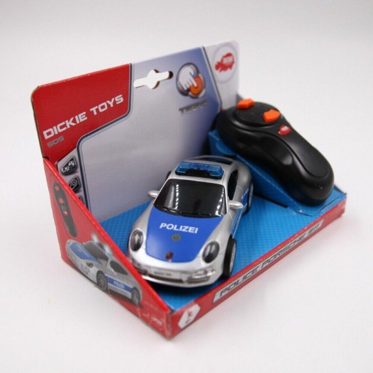 Bild 3 von Dickie Toys ferngesteuertes Spielzeugauto Polizeiauto Porsche 911 mit Licht