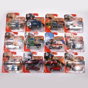 Matchbox Spielzeugautos, Metall, verschiedene Modelle