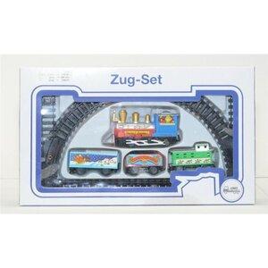Mini-Spiel-Zug-Set, batteriebetrieben