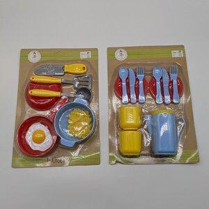 Teeservice / Kochset für Kinder, verschiedene Ausführungen