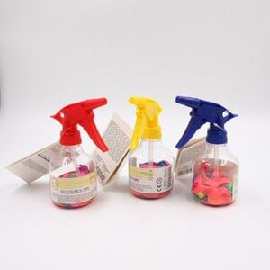 Wasserbombenpumpe mit 50 Wasserbomben/Ballons, verschiedene Farben