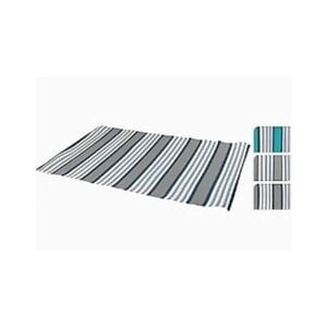 """Outdoor Teppich """"gestreift"""", verschiedene Farben, ca. 120 x 180 cm"""