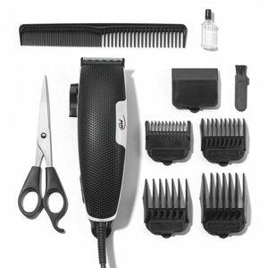 ELTA elektrisches Haarschneide-Set, 7 Watt mit verschiedenen Aufsätzen