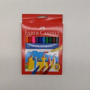 Faber-Castell Filzstifte, 12 Stück