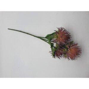 Kunstblume Chrysantheme, ca. 61 cm, verschiedene Farben